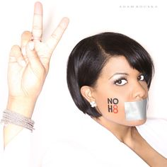 Sara Ramirez - NoH8