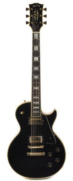GIBSON Les Paul Custom Black 1969 | Chicago Music Exchange