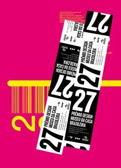 thiago lacaz - typo/graphic posters