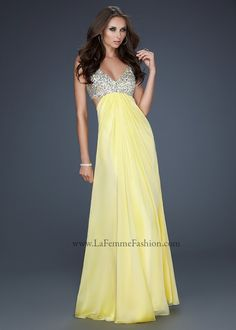 La Femme Prom Dress Style 17472   - Dresses from Rissy Roo's