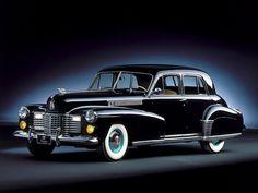 1941 Cadillac Fleetwood. #volkswagenvintagecars