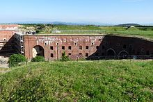 Fort Srebrna Góra - Wikipedia, the free encyclopedia