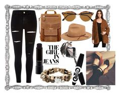 """""""Bez naslova #48"""" by selmi-554 ❤ liked on Polyvore featuring Frontgate, River Island, Ray-Ban, MacCase, Madewell, MAC Cosmetics, Avon and Betsey Johnson"""