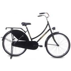 New Dutch bicycle Zonix Solo Granny's bike 26 Inch 260002 | eBay