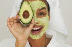 Avocado Mask :      ½ Avocado     1 Tbsp Honey     1 Tbsp Extra Virgin Olive Oil     ¼ Cup Flour