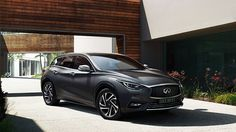 2017 Infiniti Q30 luxury sports compact in black | Infiniti USA