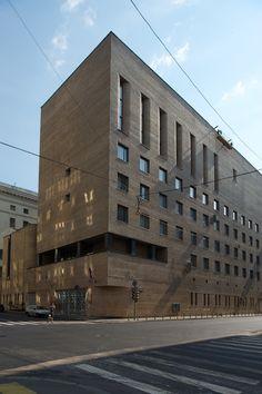 СОВМОД - Здание Миноборонпрома СССР (новый корпус)