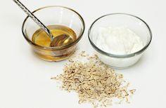 Herbal face pack for dry skin
