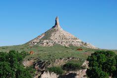 Chimney Rock- Nebraska