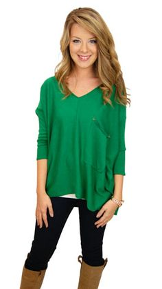 Coal Miner Sweater, Green  #shopbluedoor    cute! maybe not that color, for me.. but it's still totally cute !