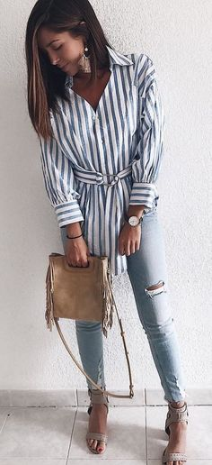 89 Awesome Fall Outfits To Update Your Wardrobe #fall #outfit #style Visit to see full collection