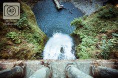 #waterfall #multnomah #oregon #photography Multnomah Waterfalls in Oregon.