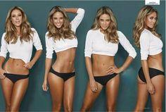 vanessa huppenkothen Fitness Motivation Female- Andalucia15