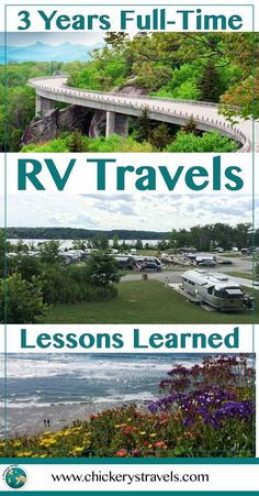 We've lived in our affordable tiny home on wheels for 3 years now. Learn about our lessons learned and biggest regret from 3 years of full-time RV living. See the RV interior that makes us happy campers after 3 years of full-time RV life with our pets.