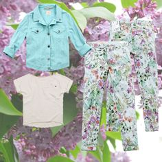 Mint and Lilac, spring porfumes! #40weft #ss2014 #womenfashion #spring on http://www.40weft.com