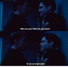 Zemo Probably the marvel villain with the least screen time and most depth thus far. Besides Bucky that is- who is NOT a villain.