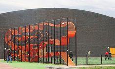 Playground  Wall-Holla  Carve V.O.F. Amsterdam