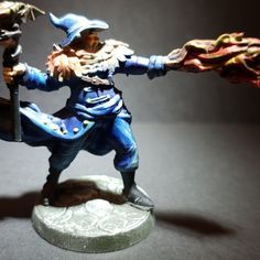 Spielfigur um D&D zu spielen Dungeons And Dragons, Tabletop Games, Puzzles, Sculpture, Gaming, Decor, Game Pieces, Board Games, Playing Games