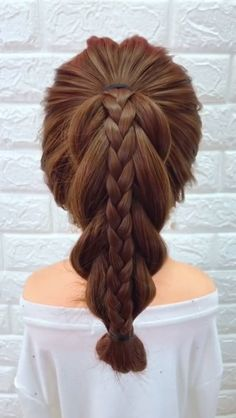 15 simple summer hairstyles for long hair Summer Hairstyles, Braided Hairstyles, Cool Hairstyles, Teenage Hairstyles, Toddler Hair, Hair Videos, Hair Designs, Hair Hacks, Hair Inspiration