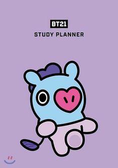 Study Planner Schedule Book Diary Official K-Pop Authentic MD Study Planner, Rap Lines, Skateboard Design, Bts Chibi, Line Friends, Bts Taehyung, Bts Jimin, Bts Pictures, Photos