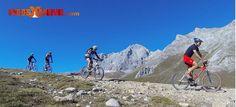 Hoy le hemos quitado las telarañas a la bici y nos hemos dado una buena vuelta!! Gran día!! ;) We went around with the bikes after quite a long time...!!! Great day ;) #MTB #cycling #mountain #picosdeeuropa #freedom