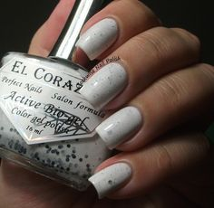 The Clockwise Nail PolishReview El Corazón Nº 423/96 Eggs Of The Wild Birds