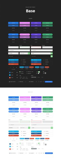 Buy Baikal UI Kit - Huge Set Of UI Components by greatsimple on ThemeForest. Baikal UI Kit contains a great number of simple components, made using the same styles that fit together perfectly. Ios App Design, Mobile App Design, Design Android, User Interface Design, Mobile Ui, Dashboard Design, Interaktives Design, Design Food, Web Ui Design