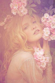 angelMagazine: Fine Taste Magazine   Issue: #8 Summer 2011   Editorial: Follow the Roses   Model: Eliisa Raats   Photographer: Perla Maarek   Styling: Amaryllis Joskowicz