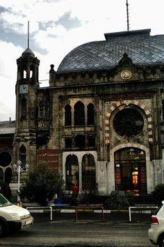 Sirkeci tren garı ,İstanbul