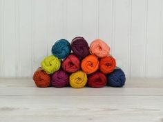 Scheepjeswol Catona – Vintage Rainbow Colour Pack