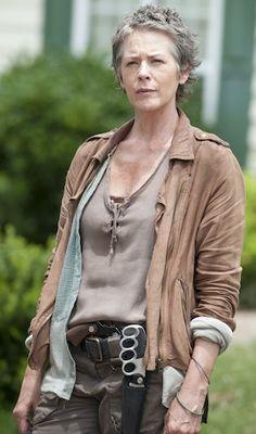 """""""The Walking Dead"""" (Melissa McBride) Carol"""