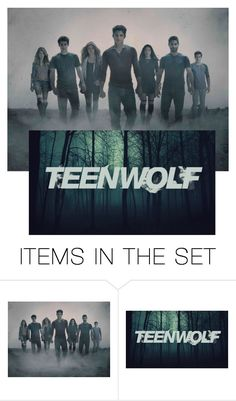 """teen wolf"" by jacquesilva on Polyvore featuring arte"