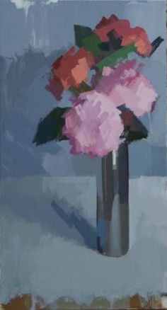 Pink Hydrangeas by Philip Richardson