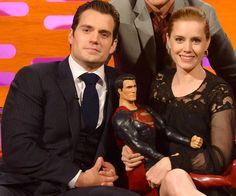 Henry Cavill, Amy Adams and Superman - Graham Norton Interview