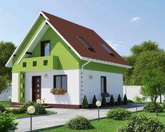 Casa si gradina pe 300 de mp Design Case, Home Fashion, Cabana, Fine Dining, Gazebo, House Plans, Shed, Outdoor Structures, House Design
