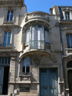 Georges Biet - Alphonse Gaudin's house (Nancy)