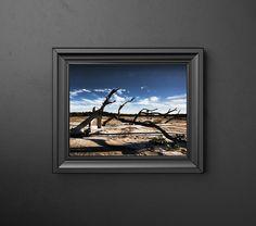 Dramatic Landscape Photography Beach by SusanGottbergPhotos