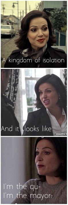 Ouat and frozen... Just had random thought. The producers want to bring Anna and Elsa into the show. Anna gets a frozen heart obviously and who do we know that is a big fan of taking people's hearts?? Regina Mills everyone, Queen of Sass and Storybrooke. So my guess is that's how they're going to relate them to the characters already on the show. Okay, rant over. Resume your normal lives.