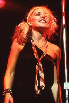 Debbie Harry, late 70s