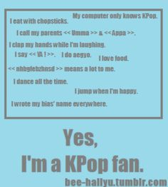 #kpop yup yup!!!   I probably pinned this already but it's tooo true, to pass up again... lol
