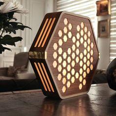 La collection Honeycomb : Maison par Steppenwolf Design
