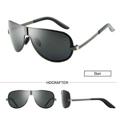 904414d6f0 Fashion polarized outdoor sunglasses for men (Multiple Colors Available)