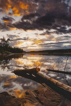 #awesome place #vacation #sunset #Killarney ON #Canada #amazing view #travel