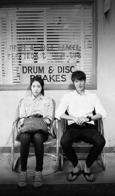 heirs :: Park Shin Hye x Lee Min Ho