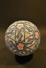 images results for symbolism in temari patterns