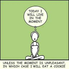 Today i will live in the moment yoga humor, funny yoga, it's funny, Yoga Humor, The Words, Jikiden Reiki, Me Quotes, Funny Quotes, Yoga Quotes, Meditation Quotes, Humor Quotes, Wall Quotes