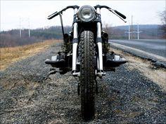 Saint Motor Co. - Ural 650 Racer