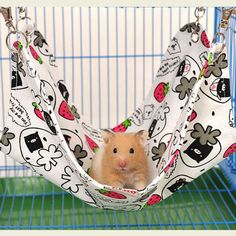 Small Pet Sleeping Hanging Bed Hamster