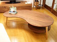 美しいソファには 美しいリビングテーブル!   吉祥寺散策