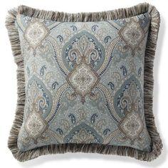 Oxford Indigo Outdoor Pillow